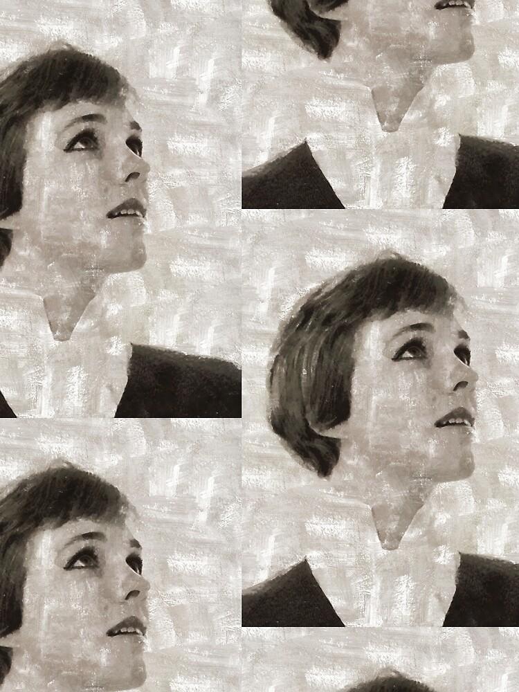 Julie Andrews, Movie Star by SerpentFilms
