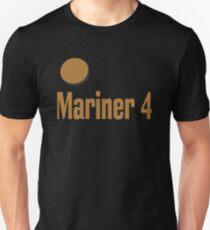 Mariner 4 Exploring Mars Red Planet Unisex T-Shirt