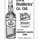 Cork Distilleries advert. by timothybeighton