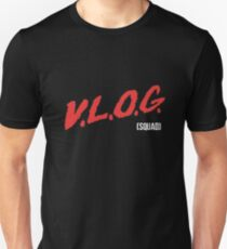 David Dobrik V.L.O.G SQUAD Slim Fit T-Shirt