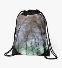 Crépuscule printanier Drawstring Bag