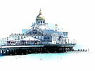 Eastbourne Pier by Dorothy Berry-Lound