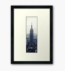 Empire State Building - New York Framed Print