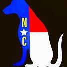 Emerald Isle NC Dog by barryknauff