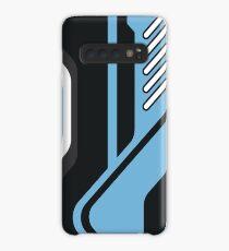 CSGO | Blue & Black Pattern Case/Skin for Samsung Galaxy