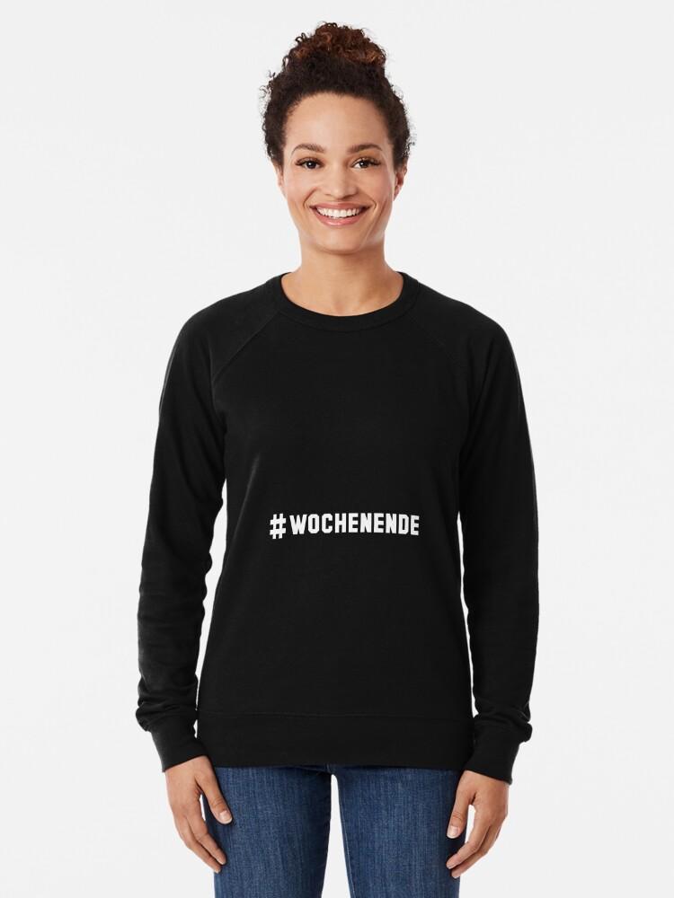 Alternative Ansicht von wochenende Leichter Pullover