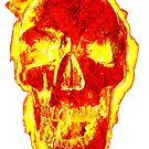 NASA Sun Skull: Go Solar Or Die by O O
