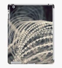 Barb wire iPad Case/Skin