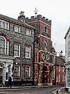 Crown Inn Junction Lewes by Dorothy Berry-Lound