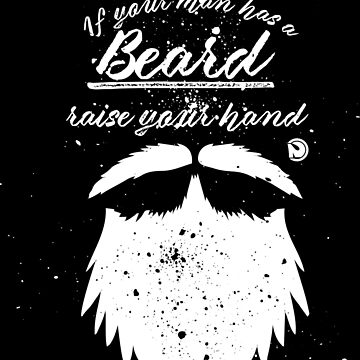 If you have a beard raise your hand, if not raise your standards by netrok