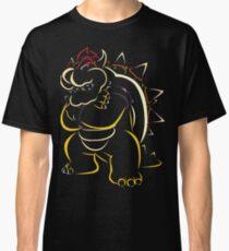 Team Bowser - Bowser himself Classic T-Shirt