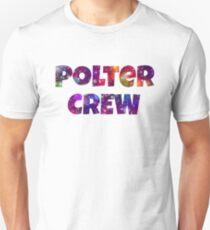 4de68025 Polterabend TShirt Poltercrew für die Polterabend Gäste Slim Fit T-Shirt