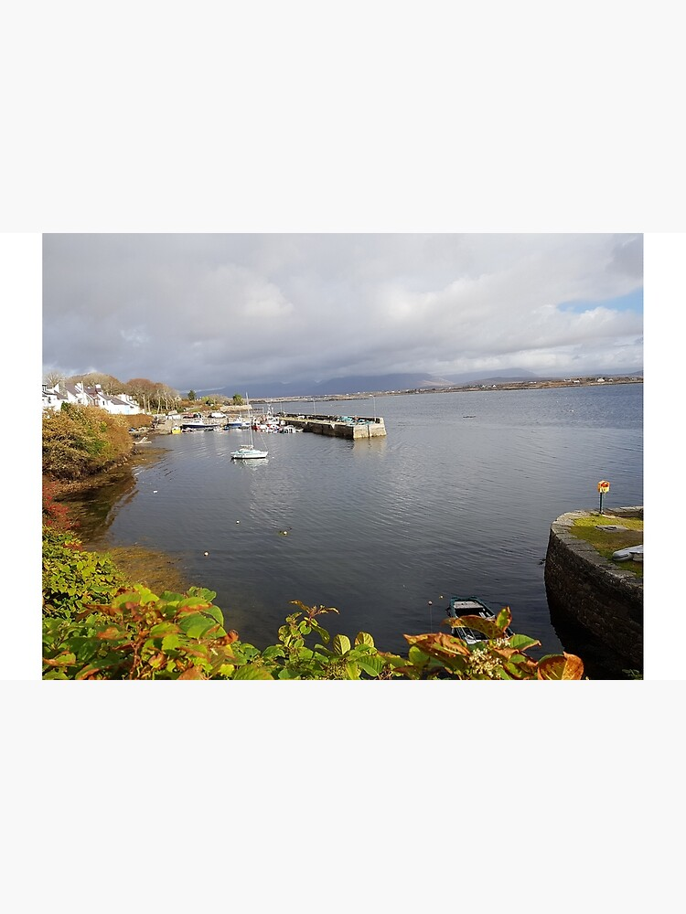 Roundstone, Ireland by loughinstown