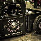 Lumpy by Joe McTamney