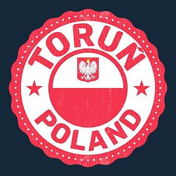 Torun Poland by dk80