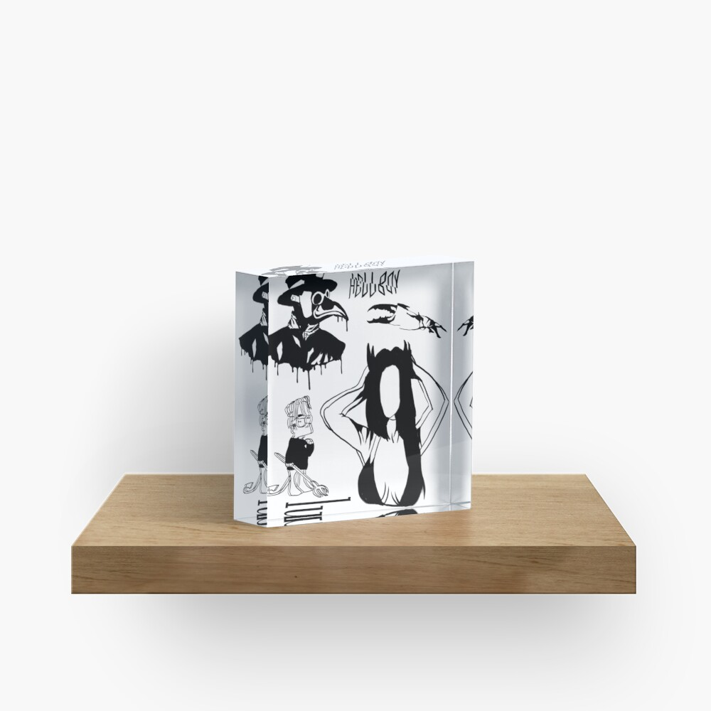 Flash-Sheet Acrylblock