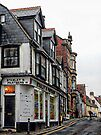 Street View Lewes by Dorothy Berry-Lound