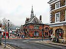 Main Road Junction Lewes by Dorothy Berry-Lound