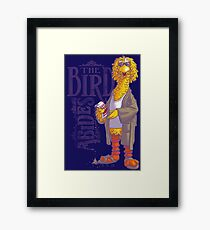 The Big Birdowski Parody Framed Print