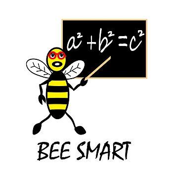 BEE SMART by cmphotographs