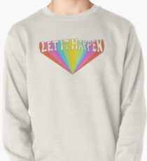 """""""Let It Happen"""" Tame Impala PNG Pullover"""