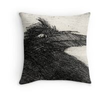 Face of the Master Race Throw Pillow