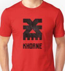 Camiseta ajustada Khorne