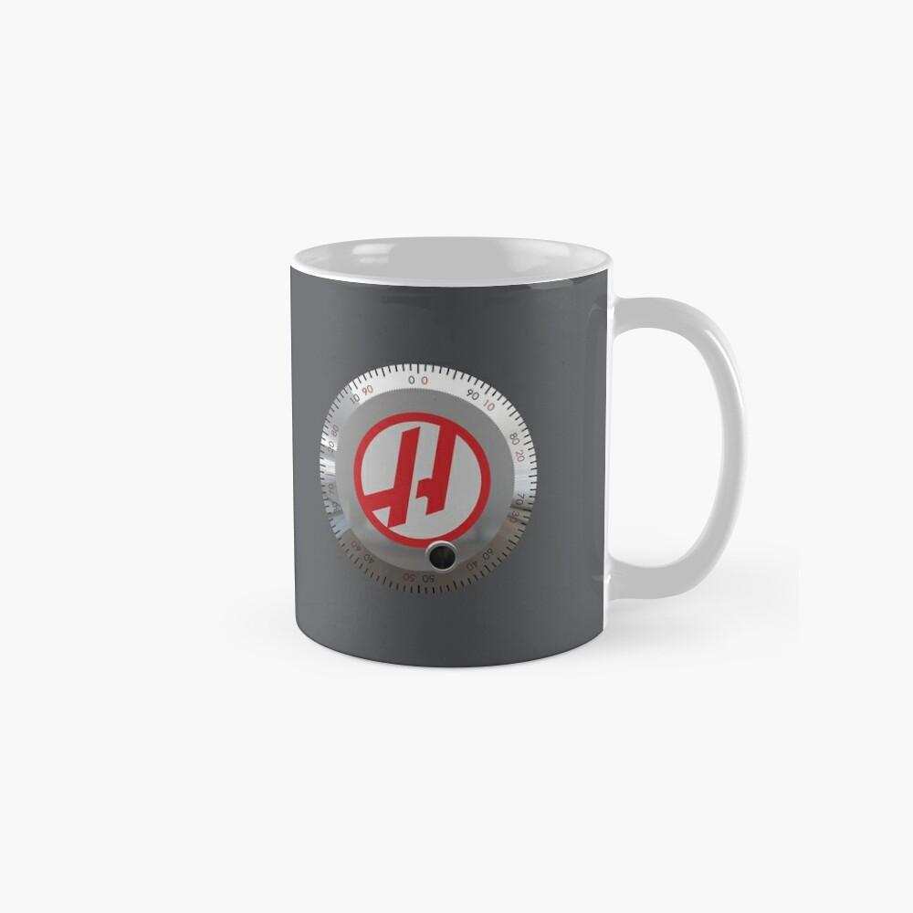 Haas Jog Handle Mug