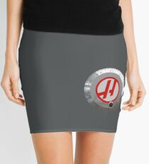 Haas Jog Handle Mini Skirt