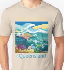 Queensland Unisex T-Shirt