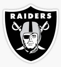 Pegatina Logotipo de los Oakland Raiders