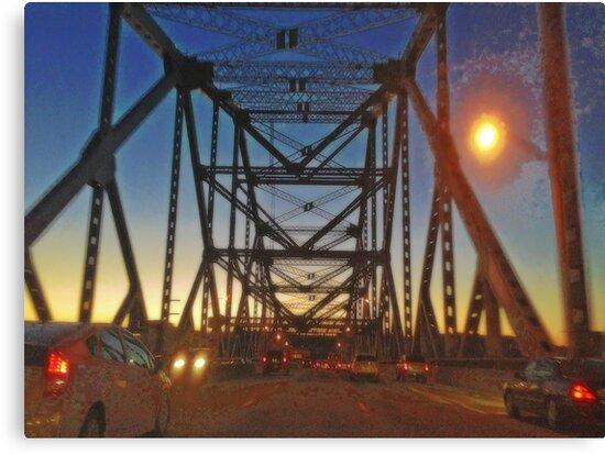 Tappan Zee Bridge by ARomano92