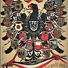 Kaiser Reich 1871 Coat of Arms by edsimoneit