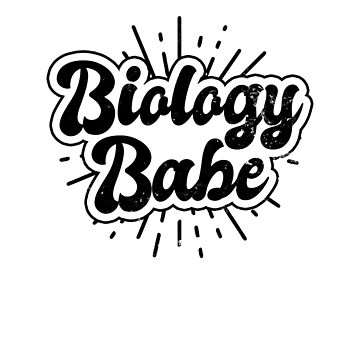 Biology Major T Shirt   Biology Babe Gift by IsiTees