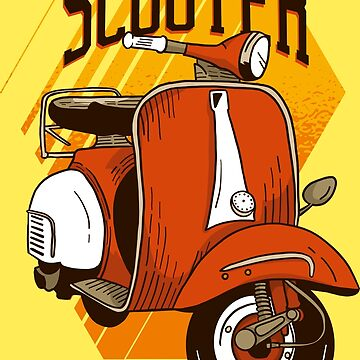 scooter by MacOne