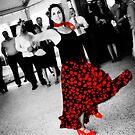 Flamenco Wedding Dance by Peter Redmond