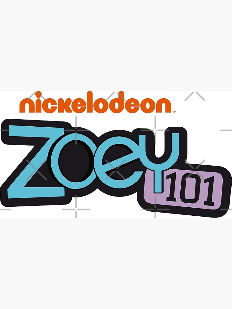 Zoey 101 Logo Vector Greeting Card