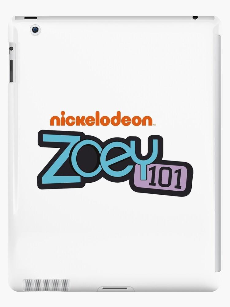 Zoey 101 Logo Vector Ipad Case Skin By Mavydesigns