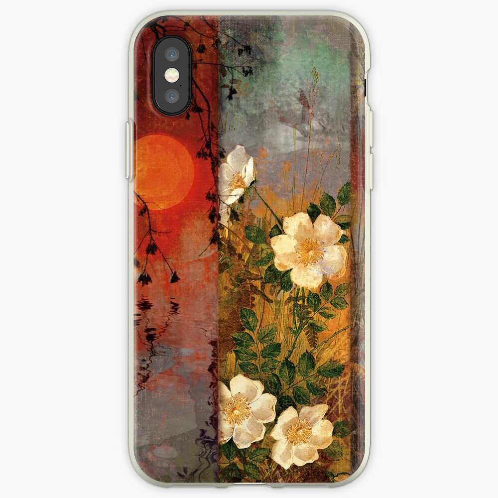 Whisper Forest Moon II iPhone Case & Cover