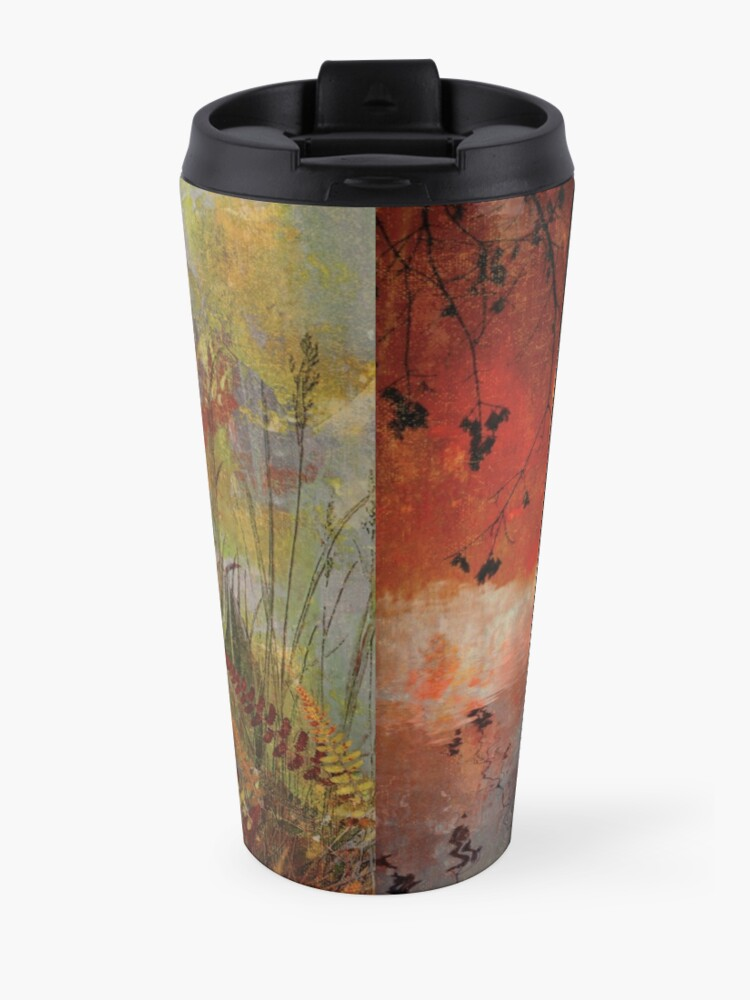 Alternate view of Whisper Forest Moon II Travel Mug