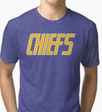 Charlestown Chiefs Tri-blend T-Shirt