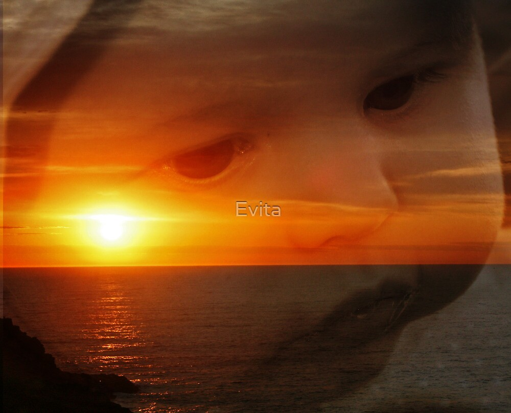 Baby's New Day  by Evita