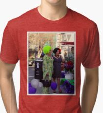 A Sequential Event Tri-blend T-Shirt