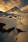 Winter Blanket (2) by Karl Williams
