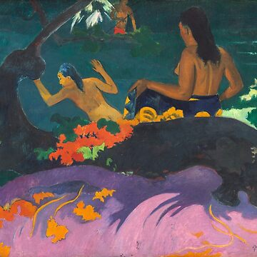 Fatata te Miti (By the Sea), Paul Gauguin by fourretout