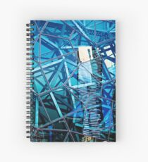 Glasshouse City Spiral Notebook