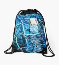 Glasshouse City Drawstring Bag