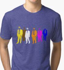 Reservoir Colors with Mr. Blue Tri-blend T-Shirt