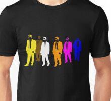 Reservoir Colors with Mr. Blue Unisex T-Shirt