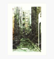 Discounted Memory Art Print